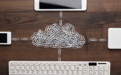 Min digitale verden – mit liv i skyen